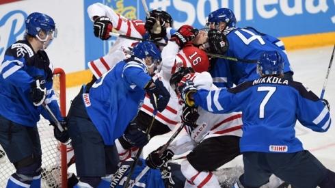 Finland 6 Canada 5