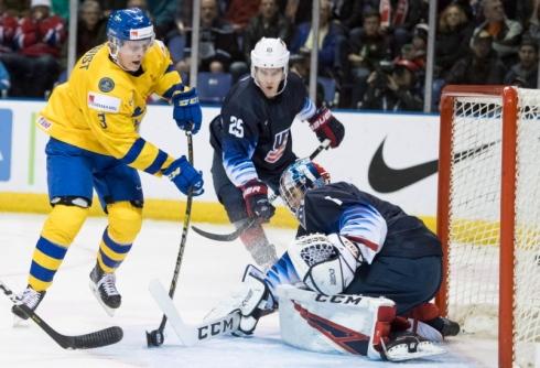 Sweden 5 United States 4