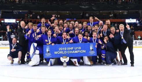 2019 IIHF Ice Hockey U18 World Championship